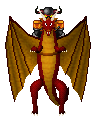 chaos red dragonrider