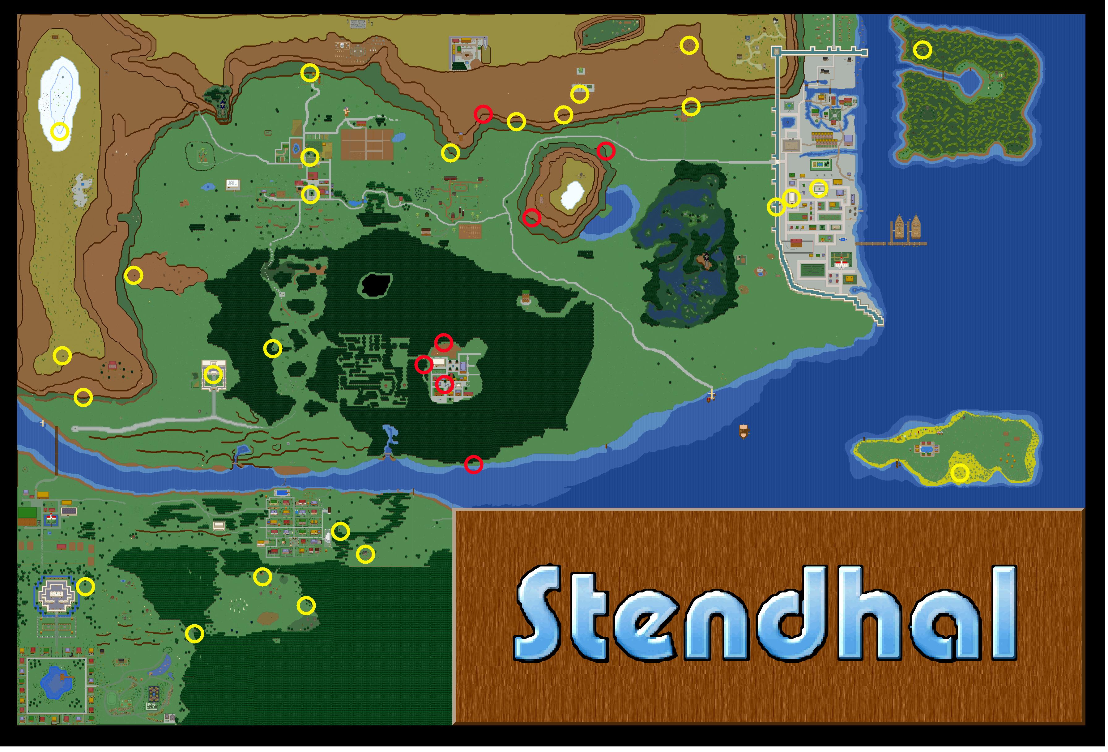 Stendhal Atlas - Arianne
