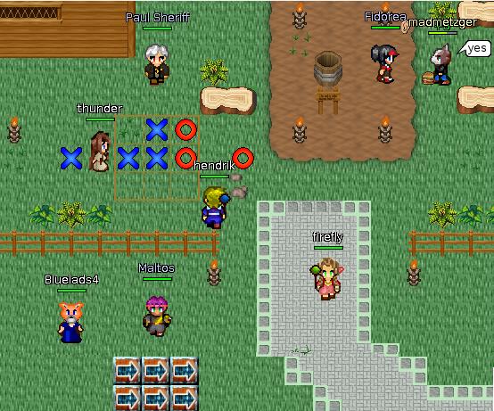Stendhal MMORPG [Java 2D]